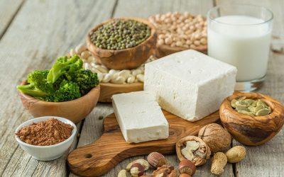 Todo lo que necesitas saber sobre las proteínas vegetales
